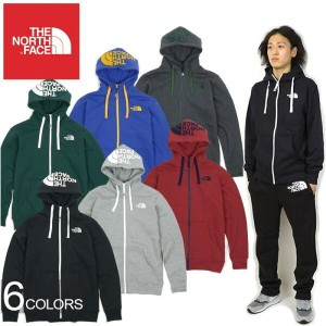 "20%OFFセール THE NORTH FACE ザ ノースフェイス NT11530""REARVIEW FULLZIP HOODIE""リアビュー フルジップ フーディー ジップアップ..."
