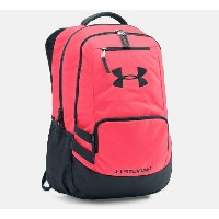 Under Armour Storm Hustle II Backpack メンズ Pink Chroma/Stealth Gray バックパック リュックサック アンダーアーマー