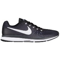 (取寄)Nike ナイキ メンズ エア ズーム ペガサス 34 Nike Men's Air Zoom Pegasus 34 Black White Dark Grey Anthracite