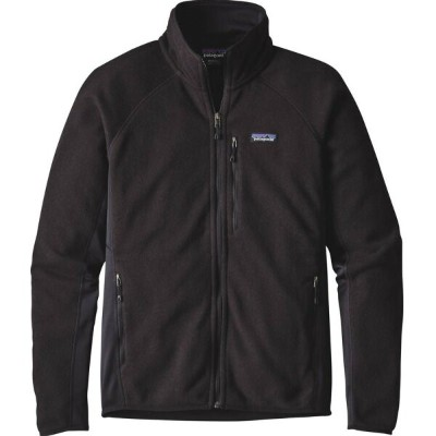 パタゴニア Patagonia メンズ アウター ジャケット【Performance Better Sweater Fleece Jacket】Black