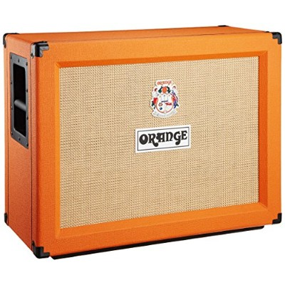 ORANGE 120W Guitar Speaker Cabinet, w/ 2 x Celestion Vintage 30 Speakers, Open Back PPC212OB Orange