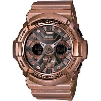 [カシオ]CASIO 腕時計 G-SHOCK Crazy Gold  GA-200GD-9BJF メンズ