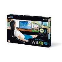 Wii Fit U バランスWiiボード (クロ) + フィットメーター (ミドリ) セット - Wii U