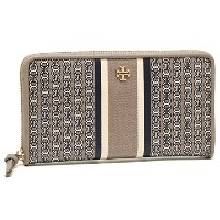 トリーバーチ 財布 レディース TORY BURCH 34401 051 GEMINI LINK ZIP CONTINENTAL WALLET 長財布 FRENCH GRAY GEMINI LINK...