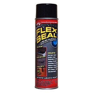 As Seen On TV フレックスシール FLEX SEAL Original ブラック FLS1001 10oz(283g)