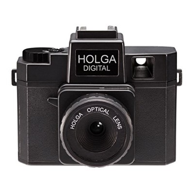 HOLGA DIGITAL Black