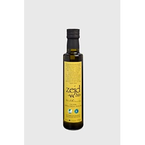 Zejd Vins d'Olive Private Selection Organic Extra Virgin Olive Oil 2016年収穫(250ml)