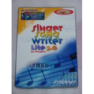 Singer Song Writer Lite 3.0 for Windows