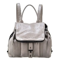 BOTKIER(ボトキエ) WARREN BACKPACK リュックサック 330040 LEATHE DLGRY [並行輸入品]