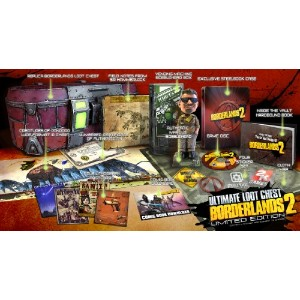 Borderlands 2 Ultimate Loot Chest Limited Edition (輸入版:北米)