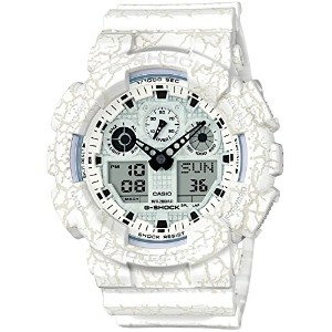 [カシオ]CASIO 腕時計 G-SHOCK Cracked Pattern GA-100CG-7AJF メンズ