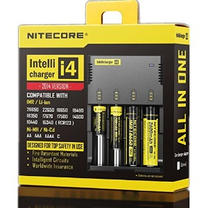 NITECORE Intellicharger i4