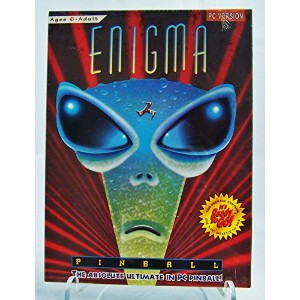 Enigma Ultimate in Pinball PC Game (輸入版)