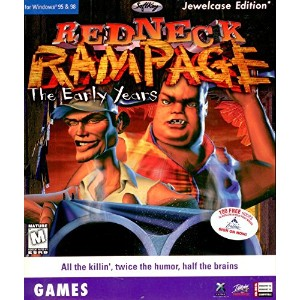 Redneck Rampage The Early Years (輸入版)