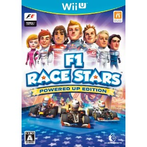 F1 RACE STARS POWERED UP EDITION - Wii U