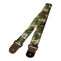 CHUMS / GUITAR STRAP SWEAT NYLON Booby Camo/Black ギターストラップ チャムス