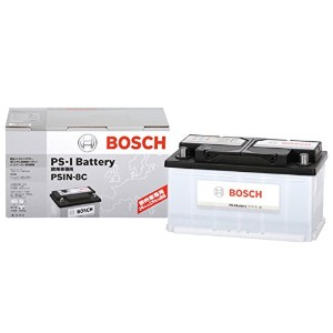 BOSCH (ボッシュ) 輸入車用バッテリー PS-I Battery PSIN-8C