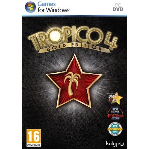 Tropico 4 Gold Edition (PC) (輸入版)