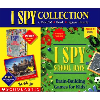 I Spy Collection (輸入版)