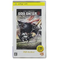 GOD EATER 2 PSP the Best - PSP