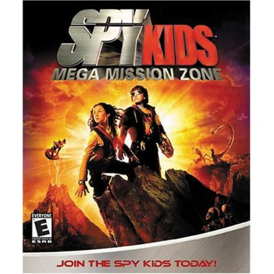 Spy Kids: Mega Mission Zone (輸入版)