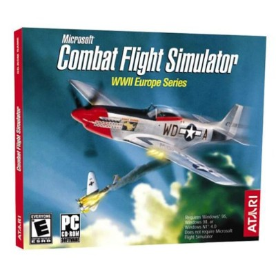 Combat Flight Simulator: WWII Europe Series (Jewel Case) (輸入版)