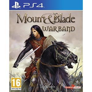Mount and Blade: Warband (PS4) (輸入版)