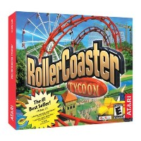 Roller Coaster Tycoon (Jewel Case) (輸入版)