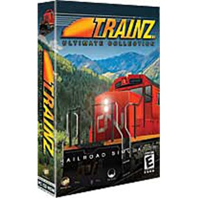 Ultimate Trainz Collection (輸入版)