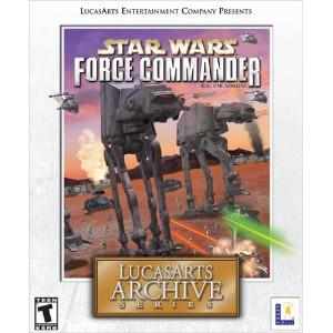 LucasArts Archive Series: Star Wars: Force Commander (輸入版)