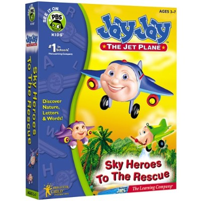 Jay Jay the Jet Plane: Sky Heroes to the Rescue (輸入版)