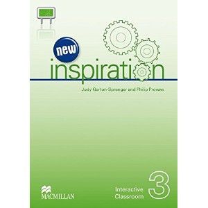 New Inspiration Level 3 Interactive Whiteboard Material: Level 3 / Interactive Whiteboard Material (DVD-ROM)
