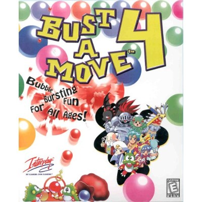 Bust A Move 4 (輸入版)