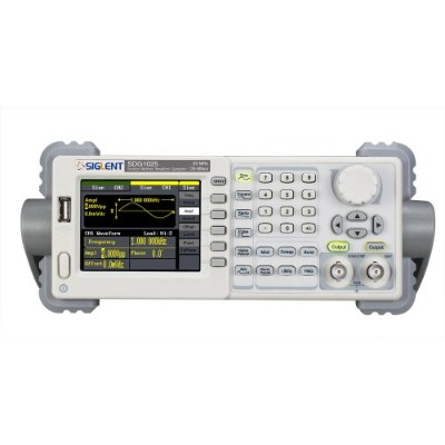 Siglent Technologies Arbitrary Waveform - Function Generator 25MHz Max output frequency SDG1025 1