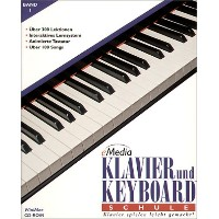 eMedia Klavier & Keyboard Schule. CD-ROM [import allemand]
