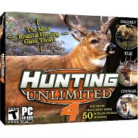 Hunting Unlimited 4 (jewel case) (輸入版)