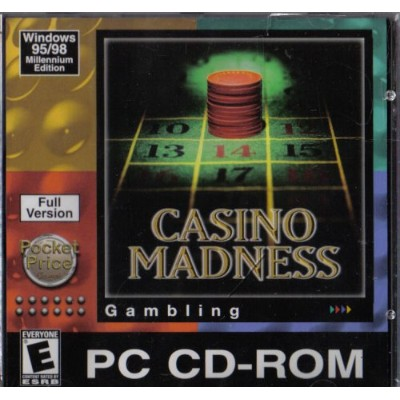 Casino Madness PC (輸入版)