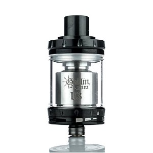 Unification of Disign UD Goblin mini V3 RTA Atomizer ゴブリン ミニ アトマイザー (black)