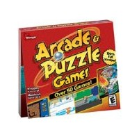Arcade and Puzzle Games (Jewel Case) (輸入版)