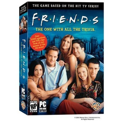 Friends: The One With All the Trivia / Game