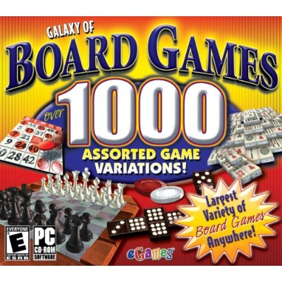 Galaxy of Board Games (輸入版)