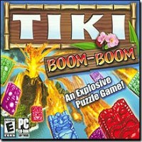 Tiki Boom Boom (Jewel Case) (輸入版)