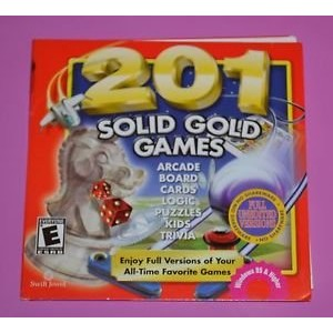 201 Solid Gold Games (輸入版)