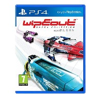 WipEout: Omega Collection (PS4) (輸入版)