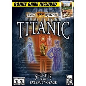 Hidden Mysteries: Titanic - Secrets of the Fateful Voyage (輸入版)