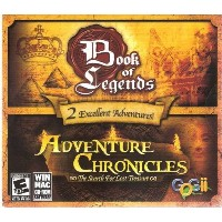 Book of Legends and Adventure Chronicles: The Search for Lost Treasure (輸入版)