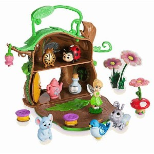 Disney(ディズニー) Disney Animators' Collection Littles Tinker Bell Micro Doll Play Set - 2'' ティンカーベル...