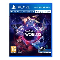 PlayStation VR Worlds (PSVR)(輸入版)