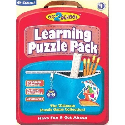 ROM07520 Off 2 School Learning Puzzle Pack (輸入版)