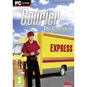 Courier The Simulator (PC CD) (輸入版)